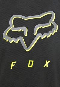 Fox Racing - DEFEND ELEVATED - Print T-shirt - black - 2