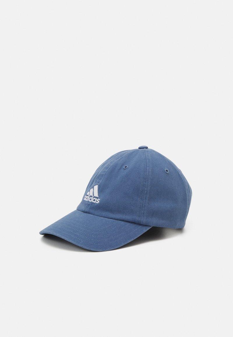 adidas Performance - UNISEX - Cap - crew blue/white