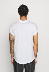 YOURTURN - UNISEX - Basic T-shirt - white - 2