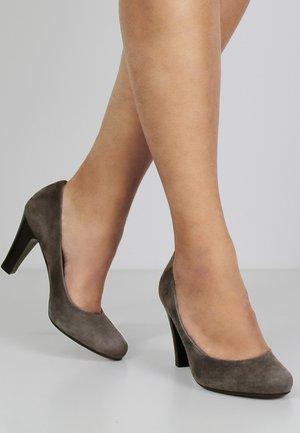 MARIA - High heels - stone