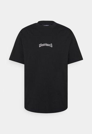 FIRE BRIDGE UNISEX - T-shirt print - black