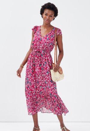 Day dress - violet