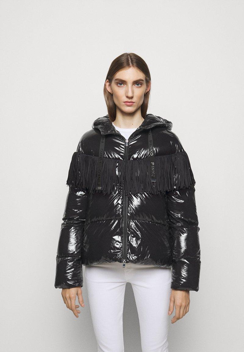 Pinko - DONATO CABAN - Winter jacket - black