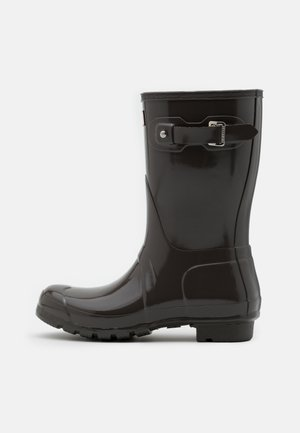ORIGINAL SHORT GLOSS - Wellies - seep