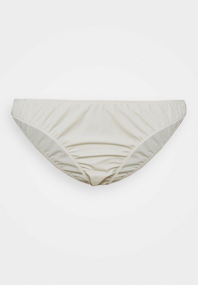 CLOUD HIGHCUT SWIM BOTTOM - Bikinibroekje - off white