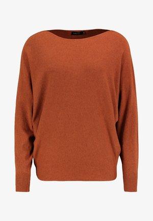 Sweatshirt - middlebrown