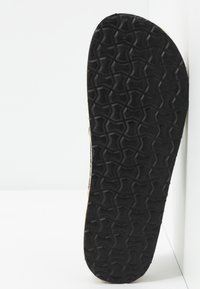 Dorothy Perkins - FOXY DOUBLE BUCKLE FOOTBED - Mules - black - 4
