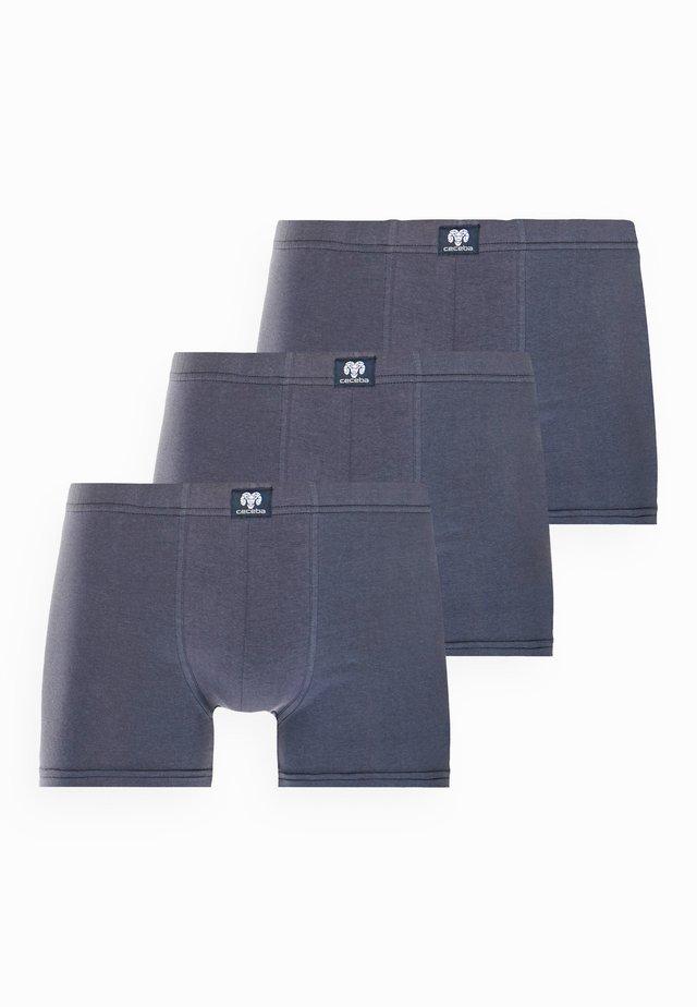 3 PACK - Underbukse - blue dark solid