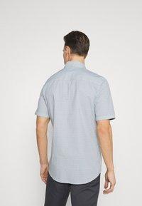 TOM TAILOR - Shirt - white/blue - 2