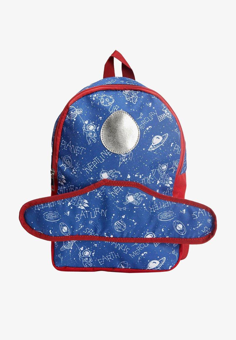 DeFacto - School bag - navy