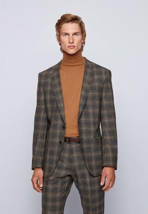 CARMELLO - Belt business - dark brown