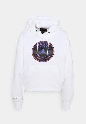 HOODIE CORE - Sweatshirt - white