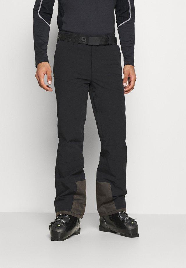 WANDECK PANT - Pantalon de ski - black