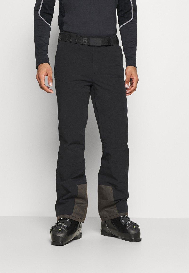 8848 Altitude - WANDECK PANT - Snow pants - black