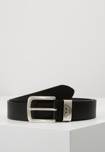 CINTURA - Belt - nero
