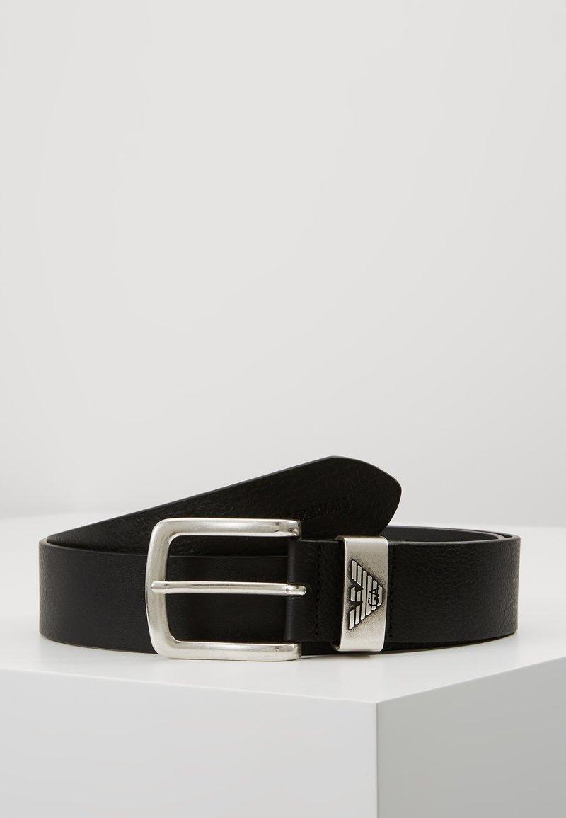Emporio Armani - CINTURA - Cintura - nero