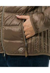 BRAX - BERN - Winter jacket - caramel - 4