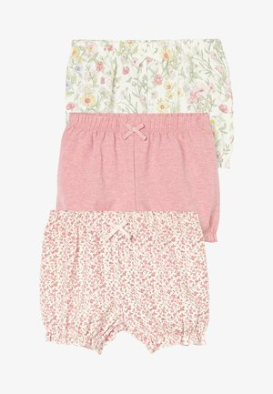 3 PACK - Shorts - pink