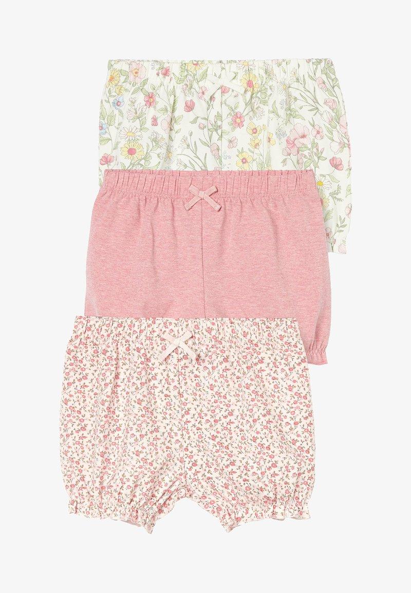 Next - 3 PACK - Shorts - pink