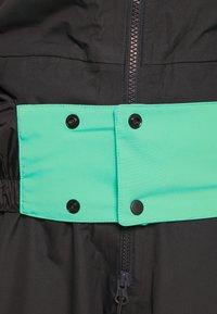 Oakley - Snowboard jacket - black/mint - 3