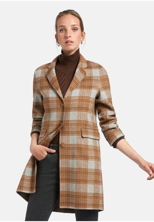 Classic coat - multicolor
