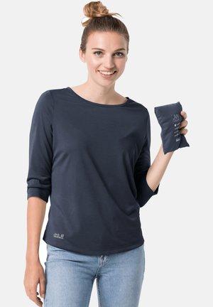 JWP - Long sleeved top - night blue