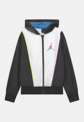 COLOR OUTSIDE THE LINES WIND - Giacca sportiva - black