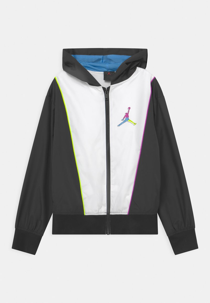 Jordan - COLOR OUTSIDE THE LINES WIND - Giacca sportiva - black