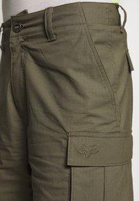 Fox Racing - SLAMBOZO SHORT - Sports shorts - olive green - 4