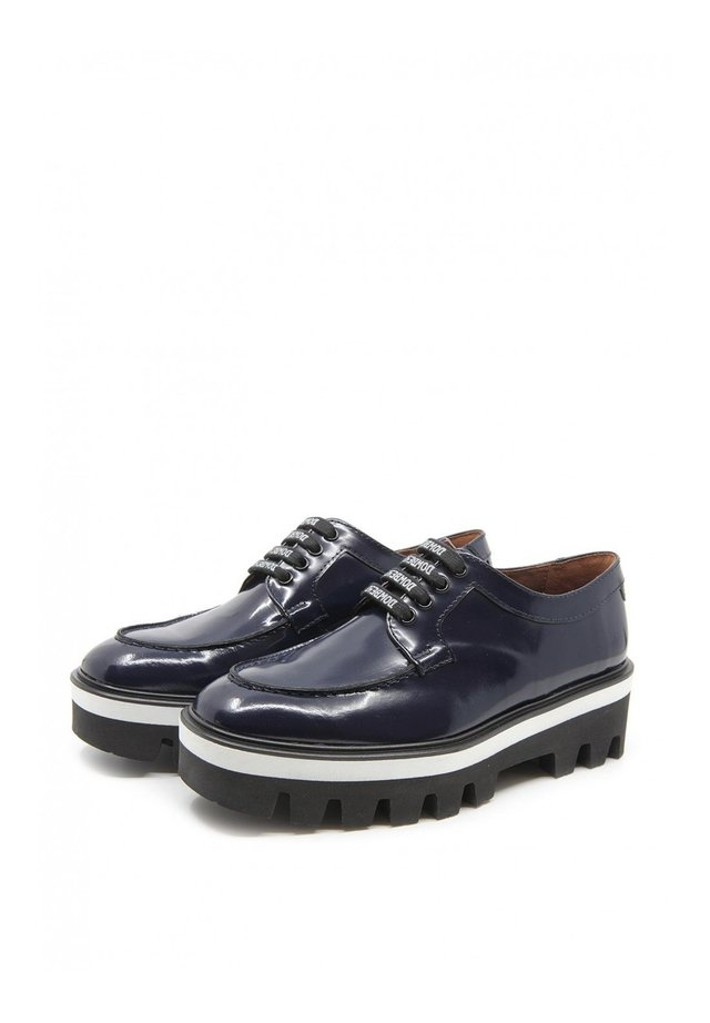 GENUINE - Chaussures à lacets - marino