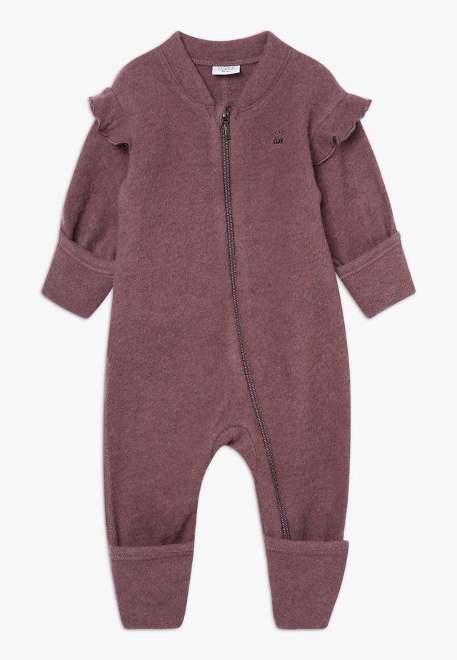 MERLIN BABY - Tuta jumpsuit - purple
