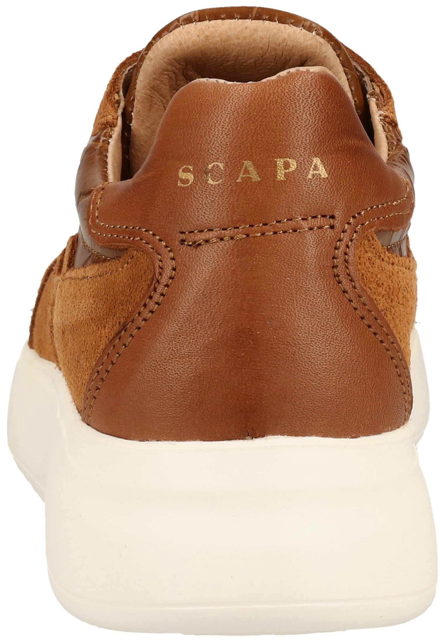 Scapa Sneakers - Cuoio