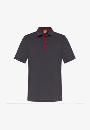 FOSSI - Polo shirt - titanium
