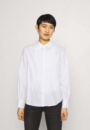 FAMIMI - Button-down blouse - white