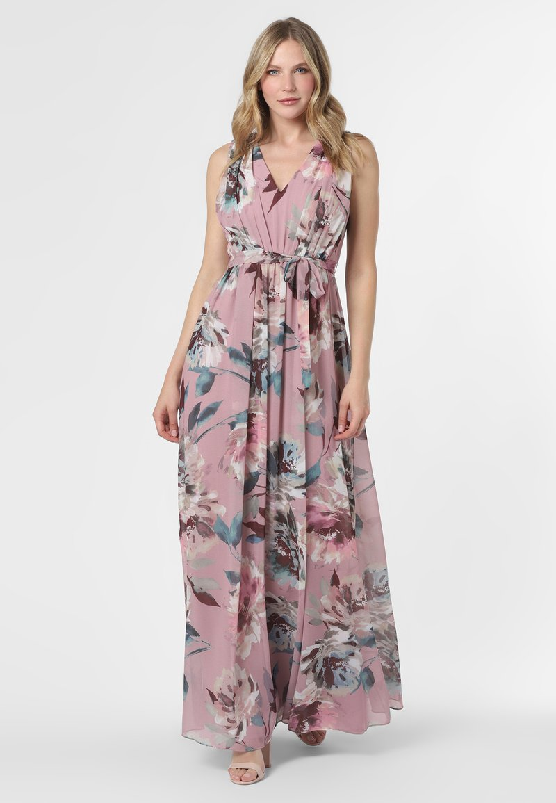 Marie Lund - Maxi dress - altrosa mehrfarbig