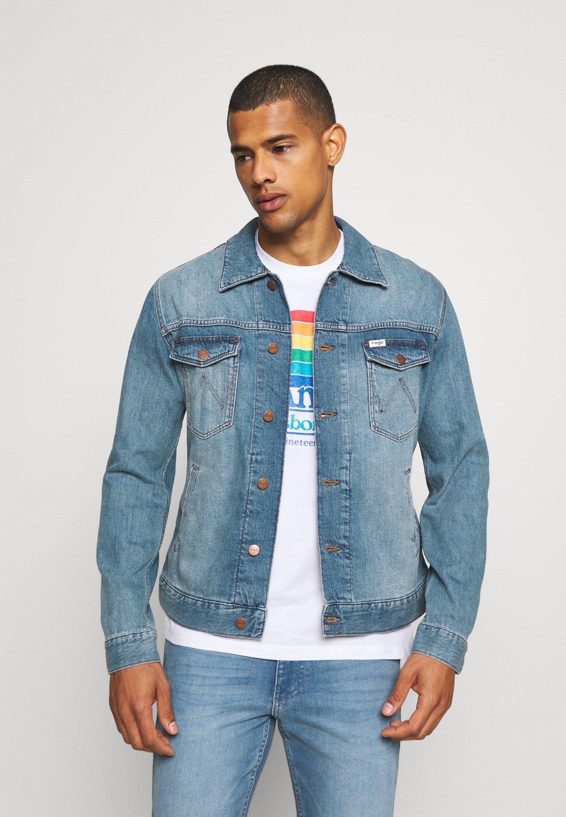 Men REGULAR JACKET - Denim jacket