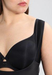 Maidenform - CURVY FIRM FOUNDATIONS  WYOB TORSETTE - Shapewear - black - 3