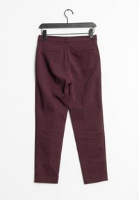 Reserved - Trousers - red - 1
