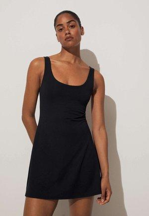 Sportklänning - black