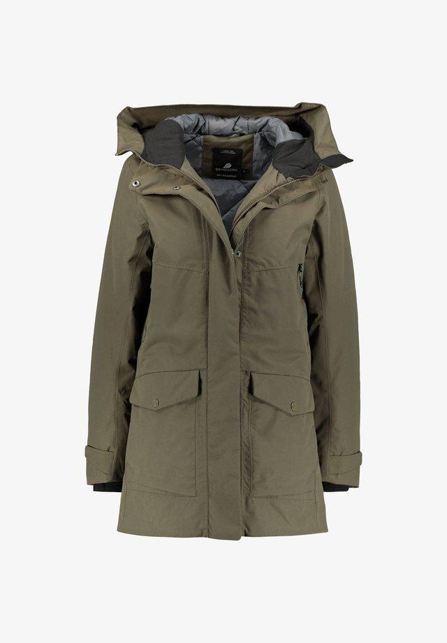 FRIDA - Outdoor jacket - olive