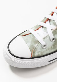 Converse - CHUCK TAYLOR ALL STAR - Baskets montantes - street sage/white/black - 5