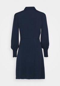 MICHAEL Michael Kors - MINI DRESS - Shirt dress - midnightblue - 9