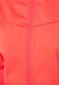 Icepeak - BOISE - Soft shell jacket - hot pink - 3