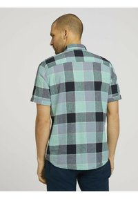 TOM TAILOR - Shirt - turquoise - 2