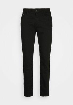 JJITIM JJORIGINAL - Slim fit jeans - black denim