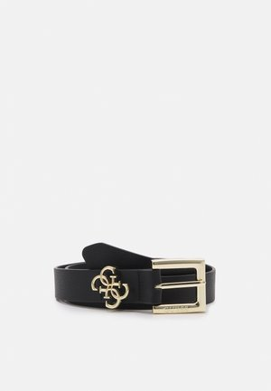 NOT ADJUSTABLE PANT BELT - Riem - black