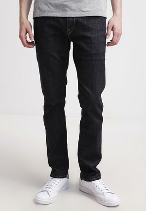VORTA DENIM - Džíny Straight Fit - rinse