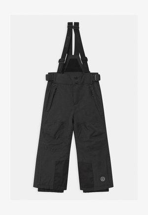 GAUROR UNISEX - Zimní kalhoty - denim anthrazit