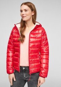 Q/S designed by - MIT KAPUZE - Winter jacket - red - 3
