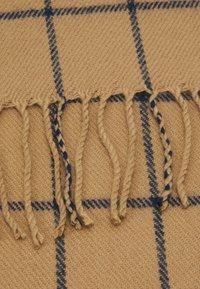 Burton Menswear London - SCARF - Scarf - camel - 2